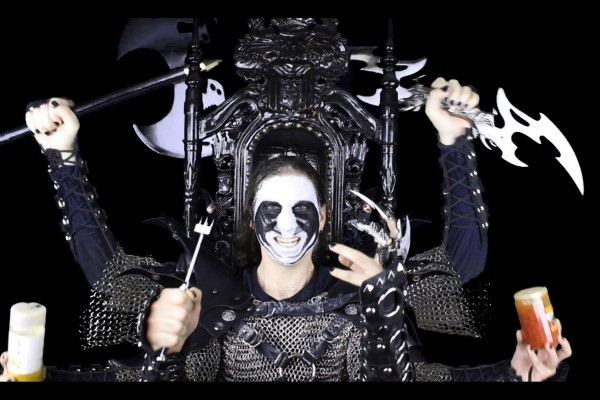 The Vegan Black Metal Chef