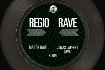 Regio Rave mit Martin Baur, Kubin & Jonas Lappert (Live-Set)