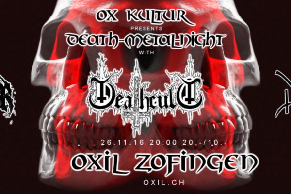 Deathcult & Chaosmonger & Death Domain