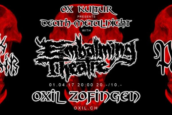 Death Metal Night Vol. 3