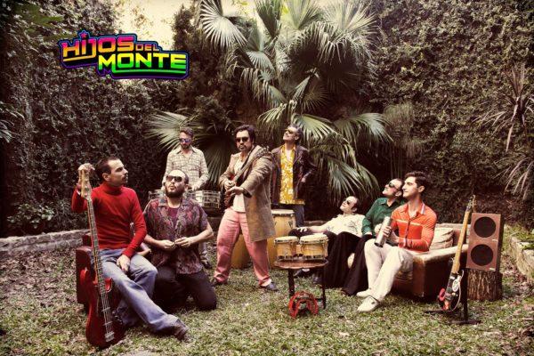 Fiesta Mestiza mit Hijos del Monte & The New Kalakos