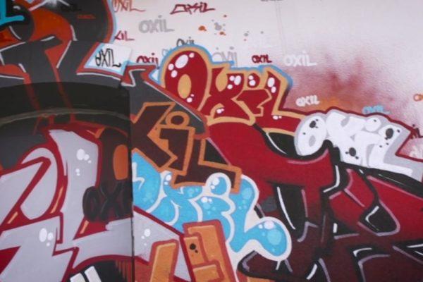 100m² Graffiti in Zofingen! – WE MAKE IT!