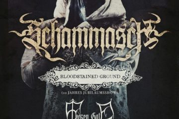 Schammasch / Bloodstained Ground (10years) / Frozen Gate