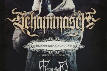 Schammasch / Bloodstained Ground (10years) / Frozen Gate