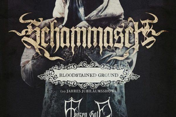 Schammasch/ Bloodstained Ground(10years)/ Frozen Gate