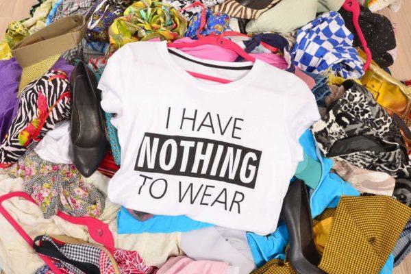 I HAVE NOTHING TO WEAR – Flohmarkt