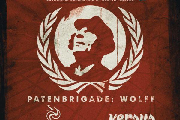 Patenbrigade: Wolff & JanRevolution Music & VERSUS