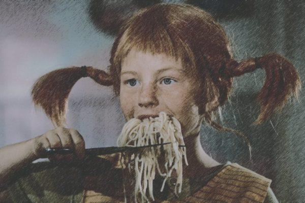Pippi Langstrumpfs Lieblings-Sause mit SEXY und Miss Kryptonite