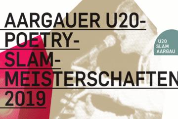 Aargauer U20-Poetry-Slam-Meisterschaften 2019