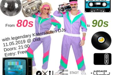 80s/90s Party