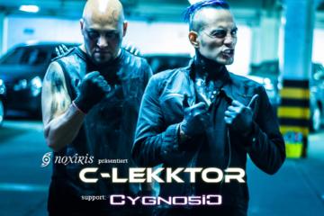 Gothwerk: C-Lekktor & Cygnosic