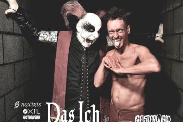 7 Jahre Gothwerk: DAS ICH & Geisterwald + Afterparty